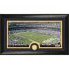 The Highland Mint 20-in W x 12-in H San Diego Chargers Stadium Bronze Coin Panoramic Photo Mint Limited Editions