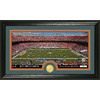 The Highland Mint 20-in W x 12-in H Miami Dolphins Stadium Bronze Coin Panoramic Photo Mint Limited Editions
