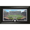 The Highland Mint 20-in W x 12-in H Oakland Raiders Stadium Minted Coin Panoramic Photo Mint Limited Editions