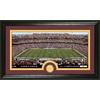 The Highland Mint 20-in W x 12-in H Washington Redskins Stadium Bronze Coin Panoramic Photo Mint Limited Editions