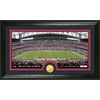 The Highland Mint 20-in W x 12-in H Houston Texans Stadium Bronze Coin Panoramic Photo Mint Limited Editions