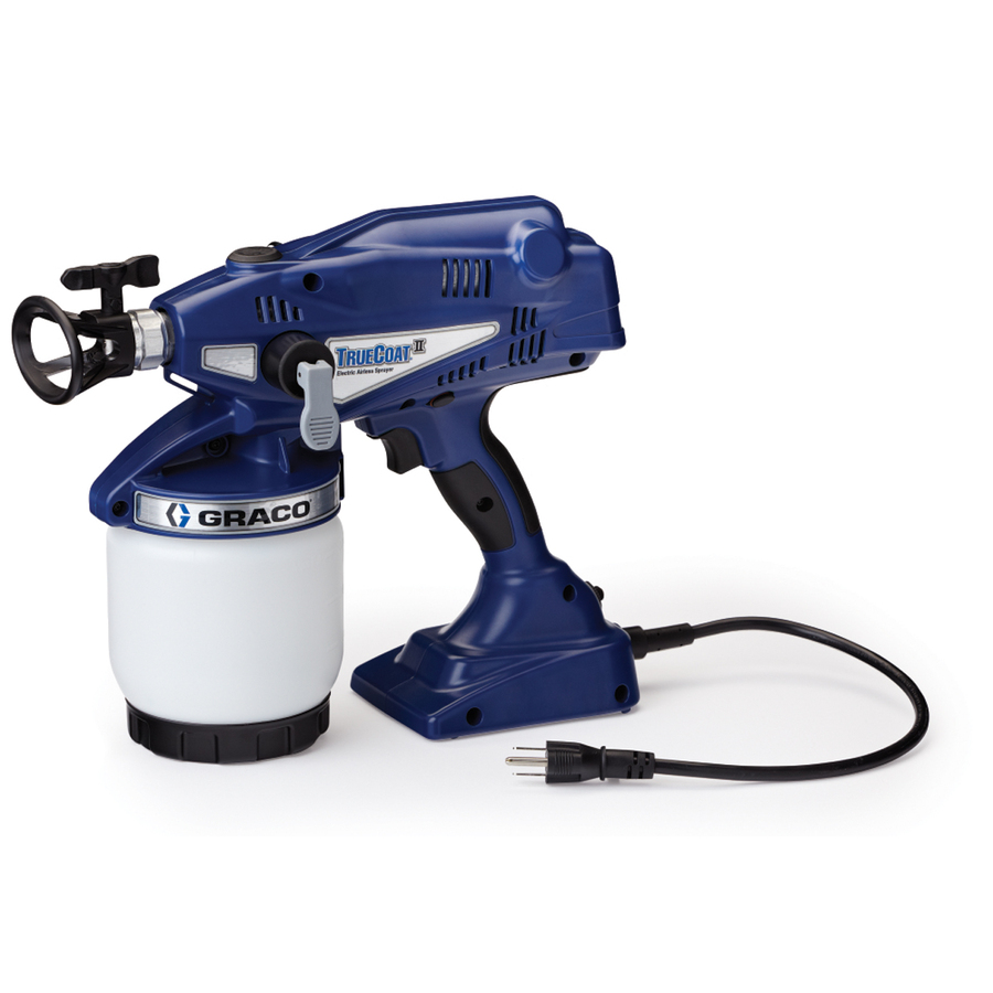 shop graco truecoat ii airless handheld paint sprayer at. Black Bedroom Furniture Sets. Home Design Ideas