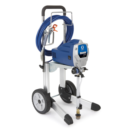 Zoomed: Graco Paint Sprayer