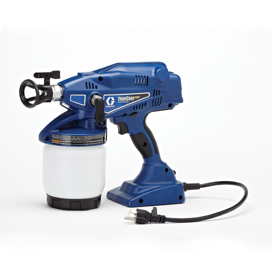 shop graco truecoat plus airless handheld paint sprayer at. Black Bedroom Furniture Sets. Home Design Ideas