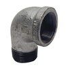 Mueller Proline 3/4-in Dia 90-Degree Galvanized Street Elbow Fitting