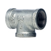 Mueller Proline 1-in Dia Galvanized Tee Fittings