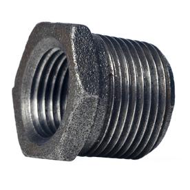 Mueller Proline 1.311-in x 3/4-in x 1/2-in Black Iron Bushing Fitting