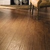 allen + roth 6.14-in W x 4.52-ft L Saddle Handscraped Laminate Wood Planks