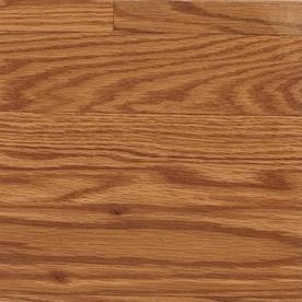 allen + roth Embossed Oak Wood Planks Sample (Gunstock Oak)