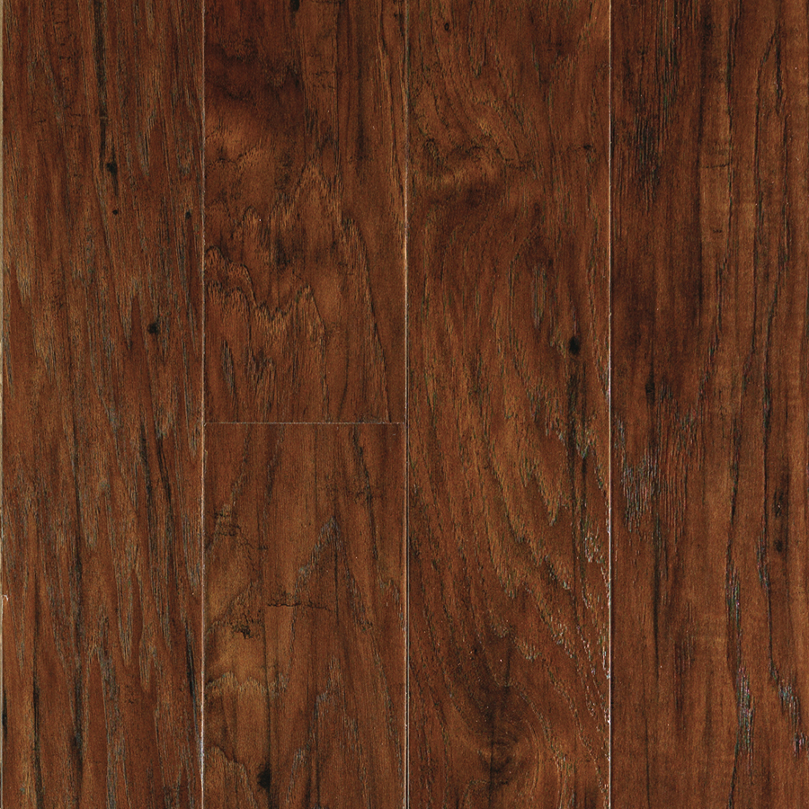 Shop allen roth handscraped chestnut wood planks sample for Cheap flooring
