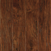 allen + roth Handscraped Chestnut Wood Planks Sample (Toasted Chestnut)