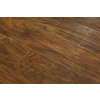 allen + roth 4.85-in W x 3.93-ft L Toasted Chestnut Handscraped Laminate Wood Planks