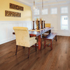Pergo 2.25-in W Prefinished Oak Hardwood Flooring (Gunstock Oak)