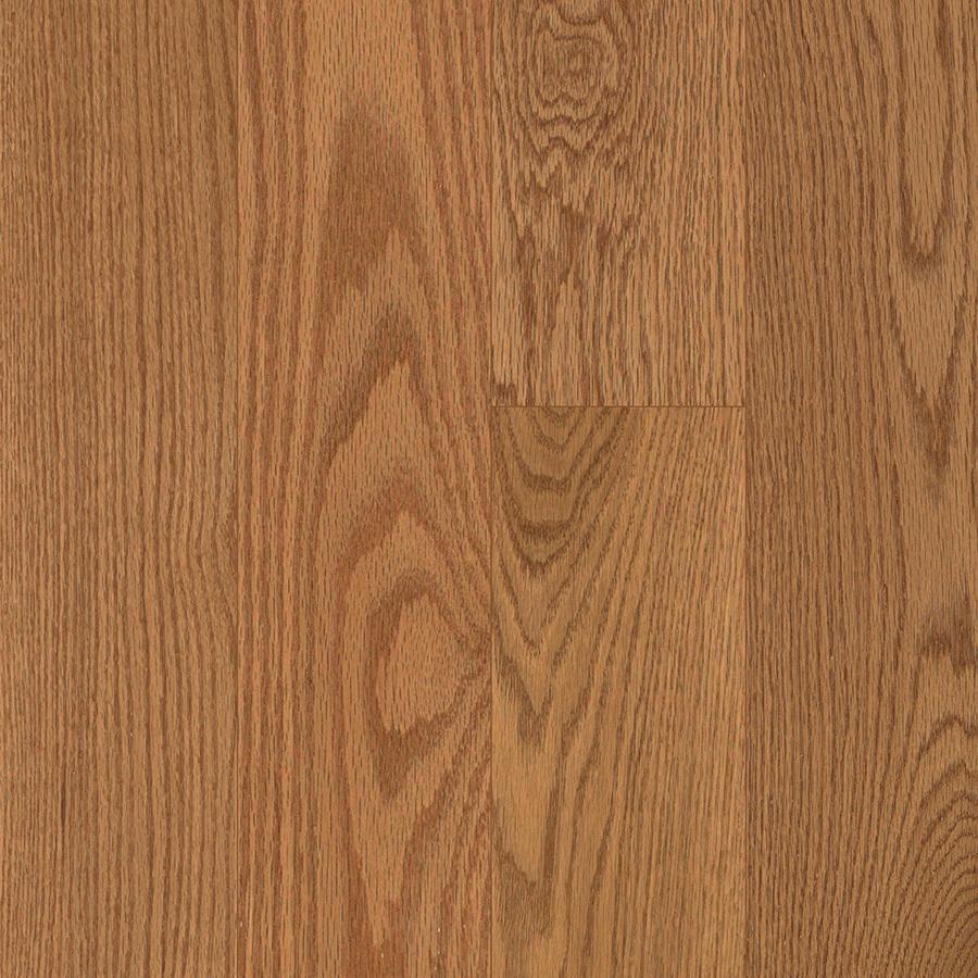 shop allen roth w prefinished oak hardwood flooring