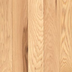 allen + roth 2.25-in W Prefinished Hickory Hardwood Flooring (Country Natural Hickory)