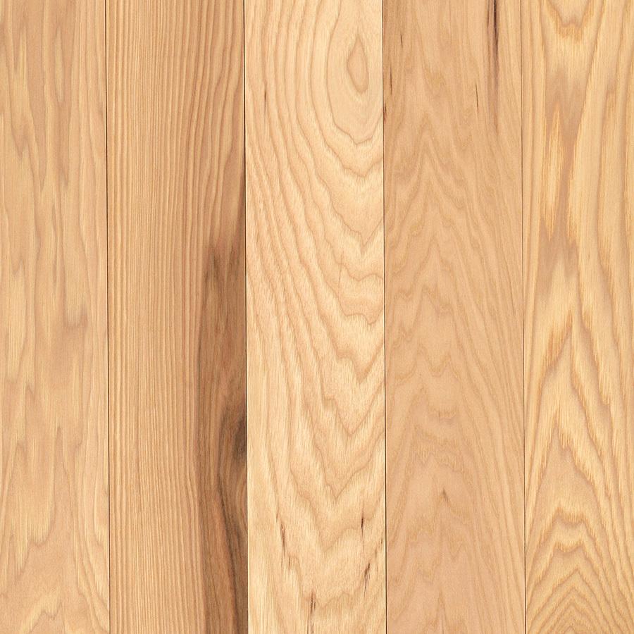 Shop allen roth hickory hardwood flooring sample for Natural wood flooring