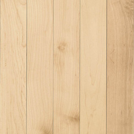 allen + roth 0.75-in Maple Hardwood Flooring Sample (Natural)