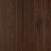 allen + roth 0.75-in Oak Hardwood Flooring Sample (Truffle)