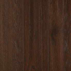 allen + roth 5-in W Prefinished Oak Hardwood Flooring (Truffle)
