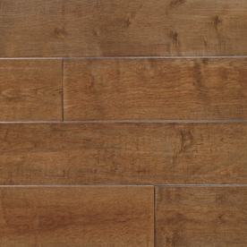 allen + roth 5-in W Prefinished Maple Hardwood Flooring (Cashmere)