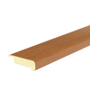 Mohawk 2-1/2-in x 94-1/2-in Auburn Oak Stair Nose Moulding