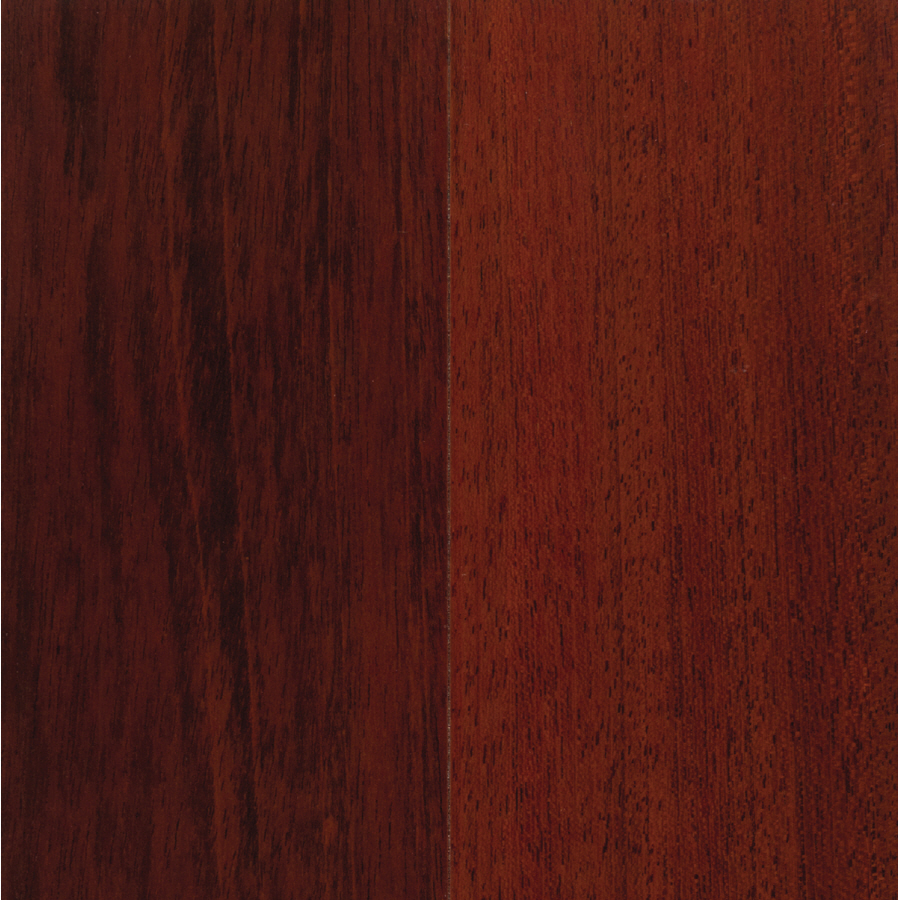Shop mohawk 3 in w x 48 in l cherry engineered hardwood for Cherry hardwood flooring