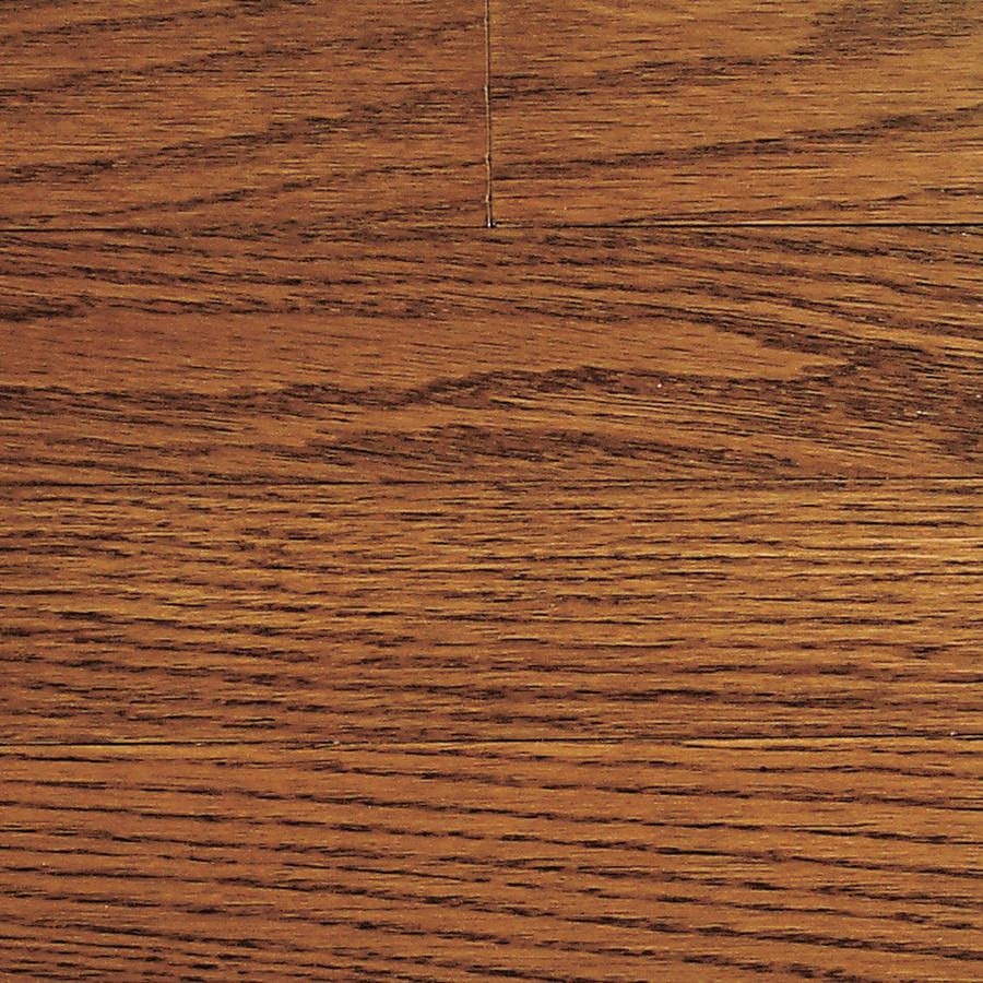 Shop mohawk oxford 3 in w prefinished oak engineered for Prefinished solid hardwood flooring