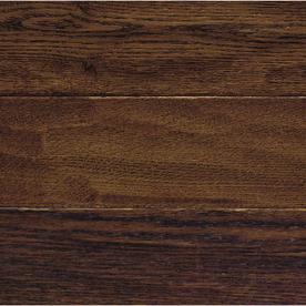 Mohawk Pienza 5-in W Prefinished Oak Engineered Hardwood Flooring (Harvest Oak)