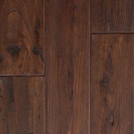 Mohawk Montefino 5-in W Prefinished Elm Engineered Hardwood Flooring (Antique Elm Walnut)