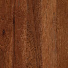 Mohawk Anniston 3-in Warm Cherry Hickory Hardwood Flooring (17.6-sq ft)