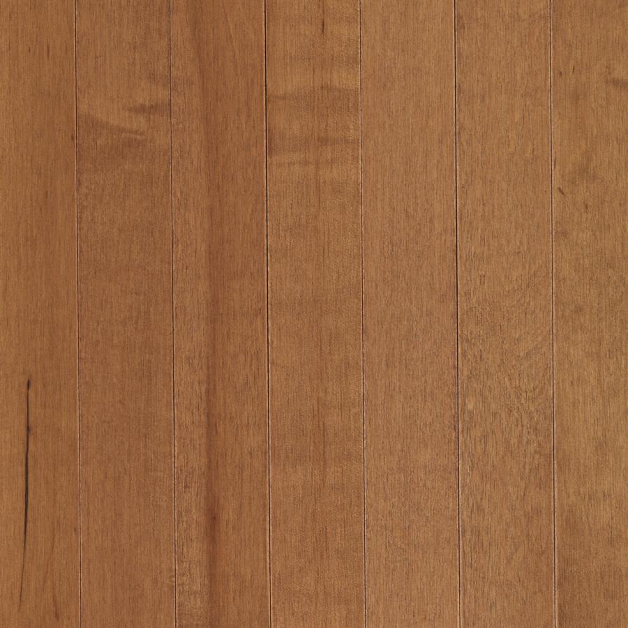 Shop mohawk tindall w prefinished maple hardwood for Prefinished wood flooring