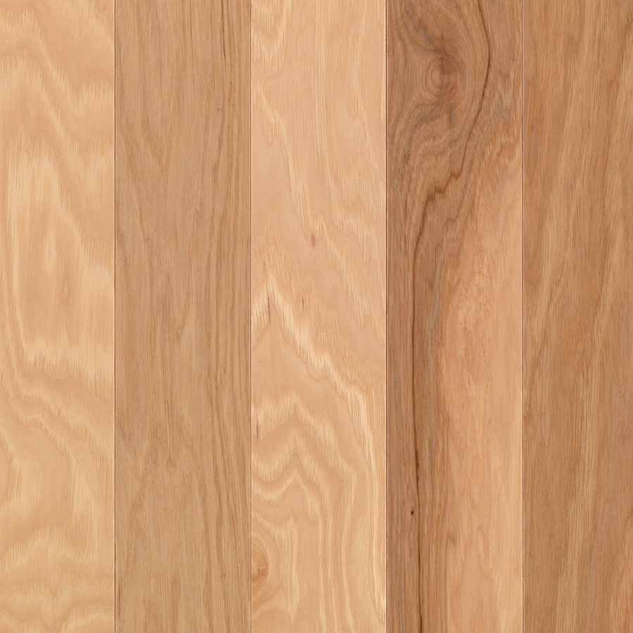 Shop mohawk eskridge 3 in w prefinished hickory engineered for Hickory flooring