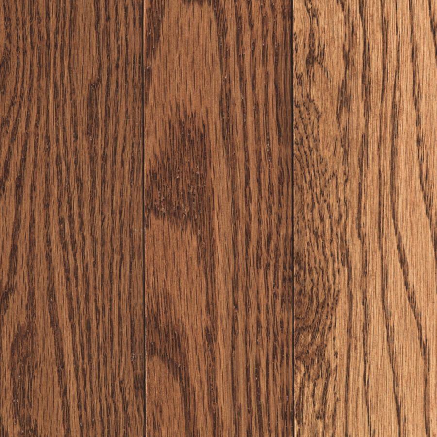 Shop mohawk remington w prefinished oak hardwood for Prefinished flooring