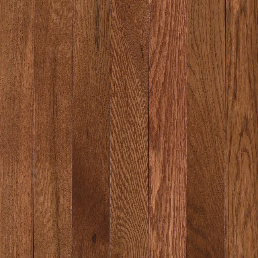 Shop mohawk belleville w prefinished oak hardwood for Prefinished flooring