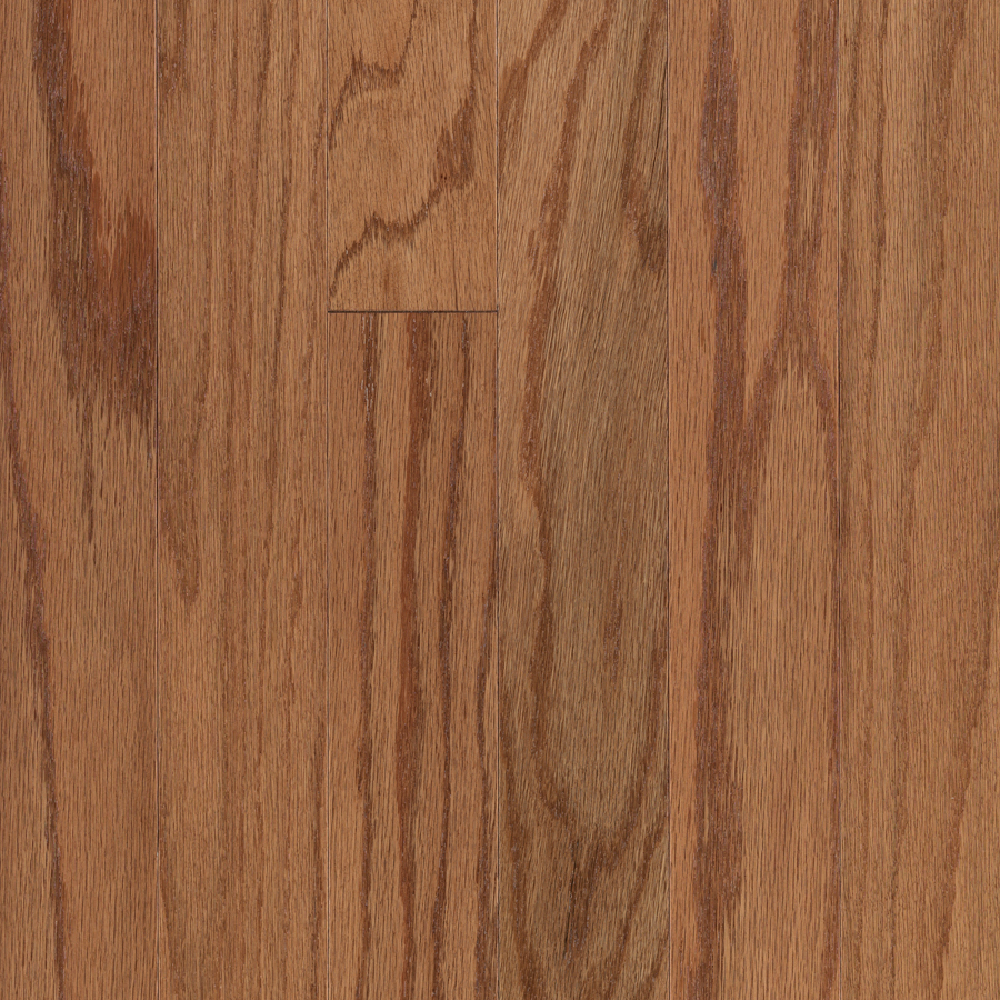 shop mohawk thurston 3 in w prefinished oak engineered