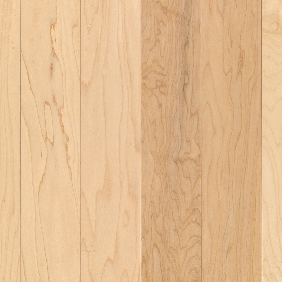 Shop mohawk 5 in w x 48 in l pine engineered hardwood for Prefinished flooring