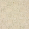 STAINMASTER Active Family Silver Lake Ivory Tiles Fashion Forward Indoor Carpet