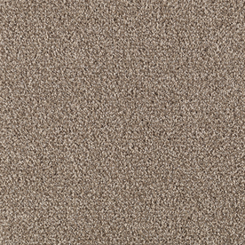 Shop Stainmaster Milford Taupestone Textured Indoor Carpet