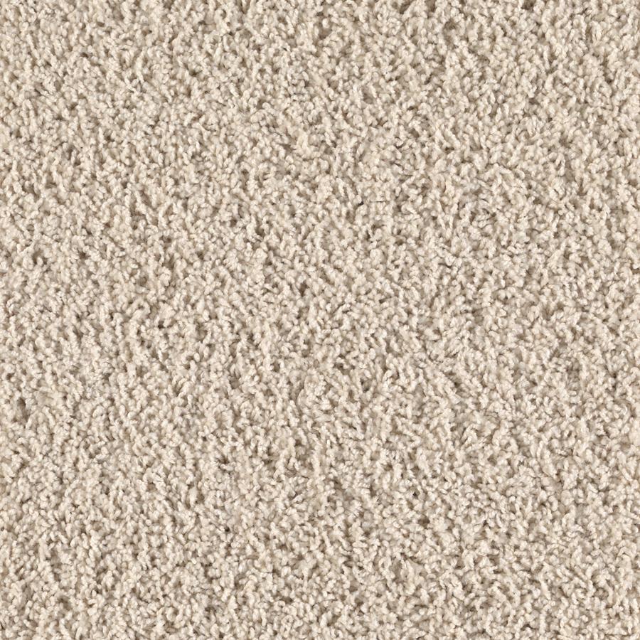 Shop SmartStrand Pender Atmosphere Frieze Indoor Carpet at ...