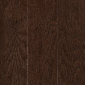 Mohawk Bremond 5-in W Prefinished Maple Hardwood Flooring (Chocolate)