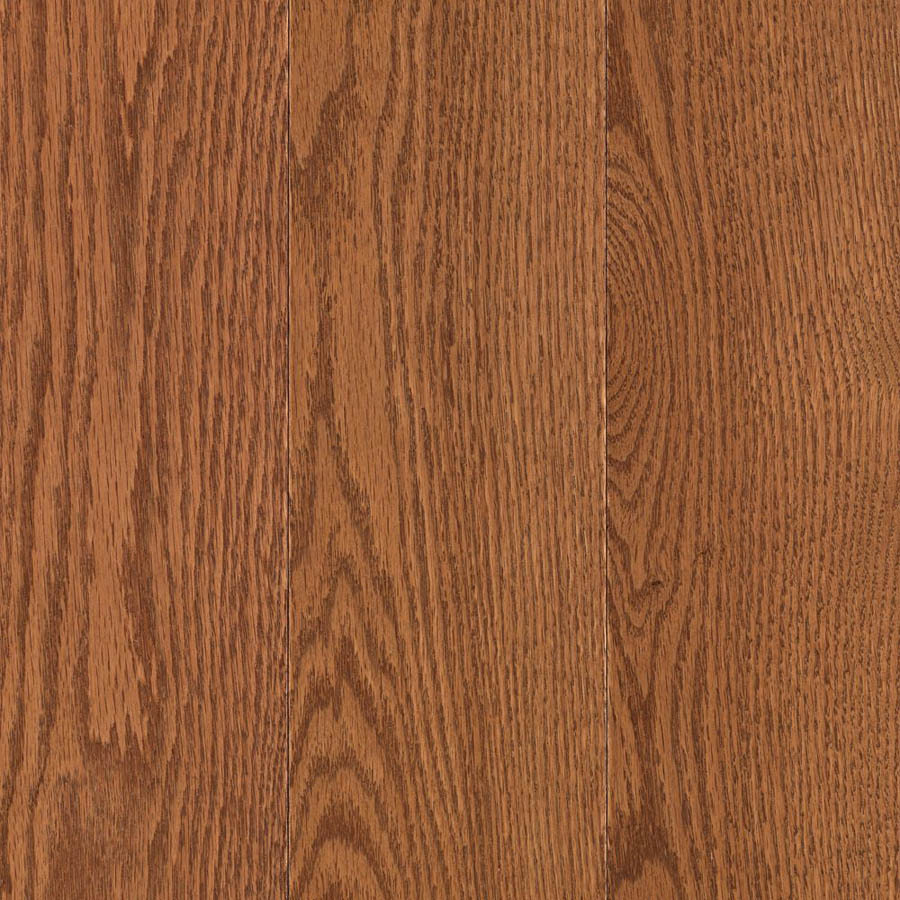 Shop allen roth w prefinished oak locking for Prefinished flooring