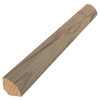 Mohawk 3/4-in x 84-in Driftwood Oak Quarter Round Moulding