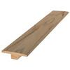 Mohawk 2-in x 84-in Driftwood Oak T-Floor Moulding