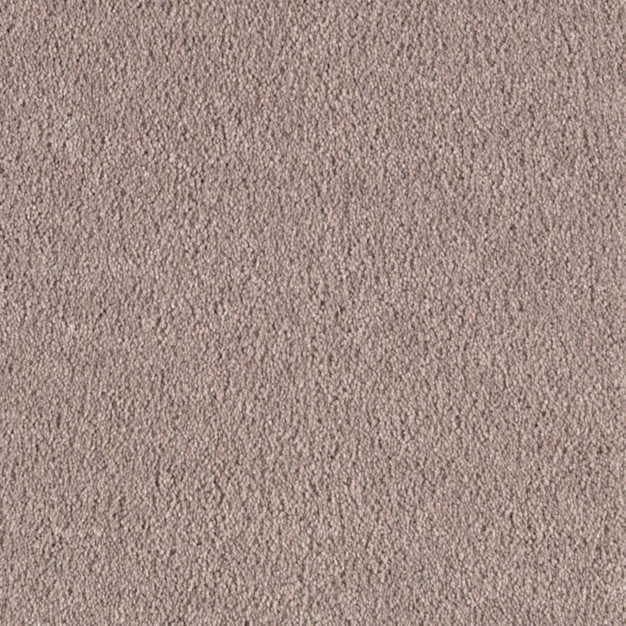 Shop mohawk essentials herron bay mellow taupe textured for Taupe color carpet