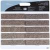 Mohawk Multicolor Polyester Texture Carpet Sample