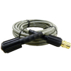 Blue Hawk 1/4-in x 30-ft Pressure Washer Hose