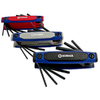 Kobalt 25-Piece Folding Flat End Hex Key Set