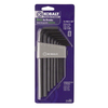 Kobalt 10-Piece Flat End Hex Key Set
