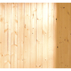 EverTrue 3.5625-in x 8-ft V-Groove Gold Pine Wood Wall Panel