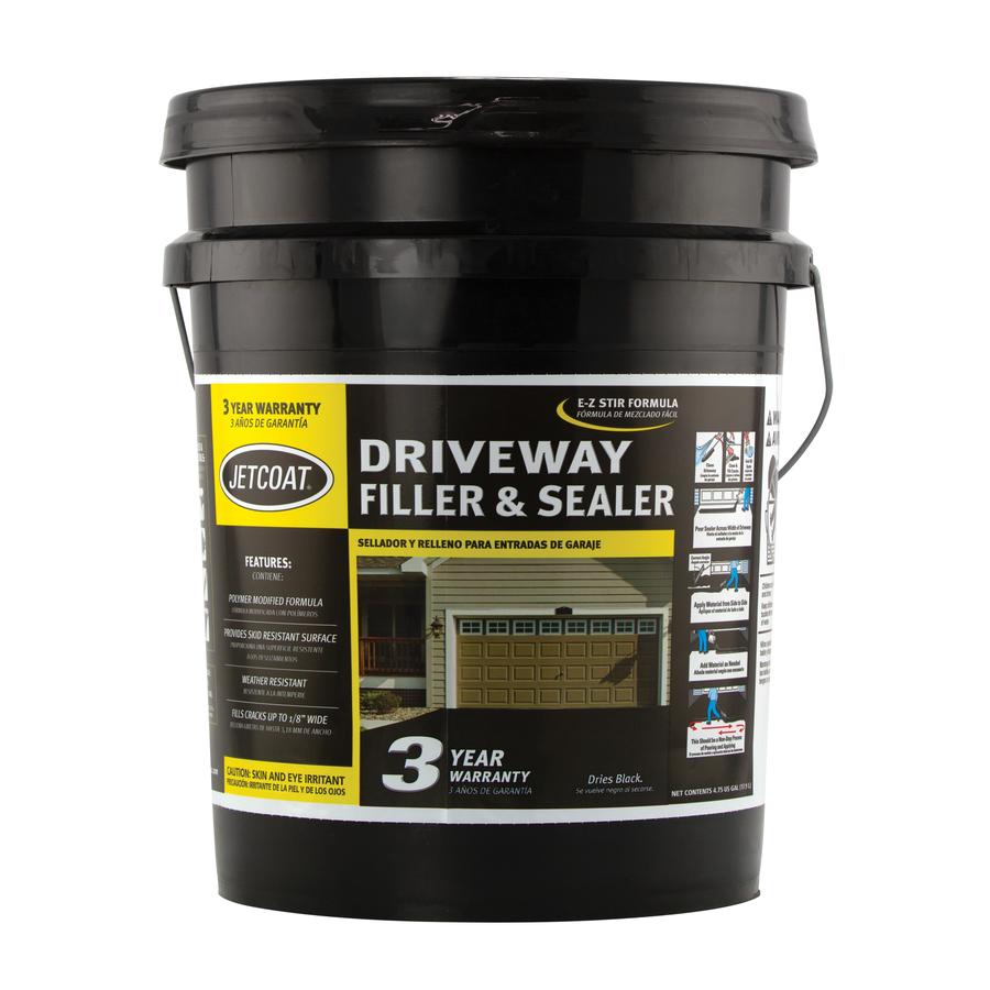 Black jack 4.75 gallon asphalt sealer